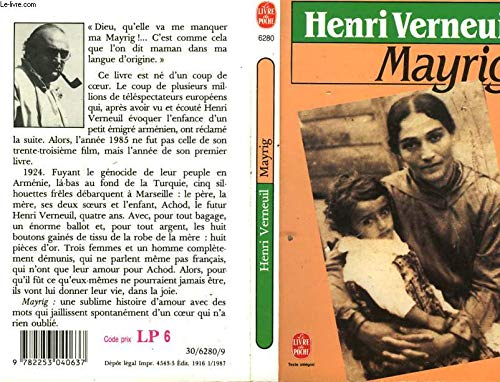 Mayrig (en français): Henri Verneuil