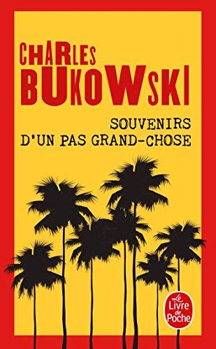 9782253041030: Souvenirs D'un Pas Grand-chose (Ldp Litterature) (French Edition)
