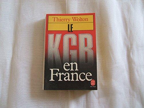 9782253041061: Le KGB en France