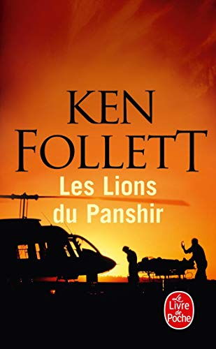 9782253042020: Les Lions Du Panshir (Ldp Thrillers) (French Edition)