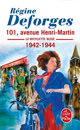 9782253043126: 101 Avenue Henri Martin: La Bicyclette Bleue 2 (Le Livre de Poche)