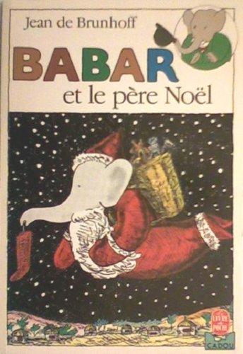 9782253043737: Babar et le père Noël