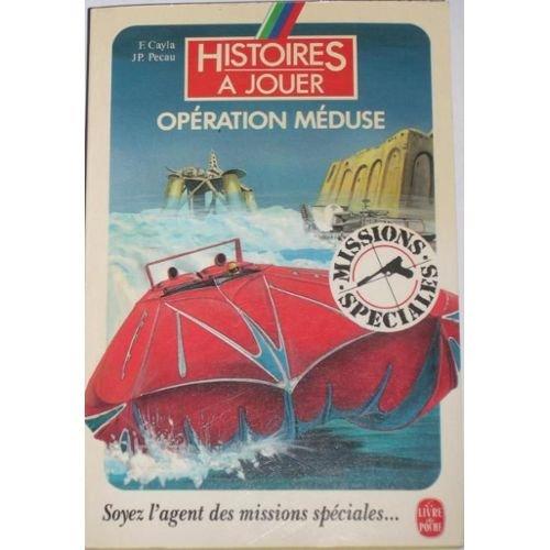 9782253045847: Operation meduse