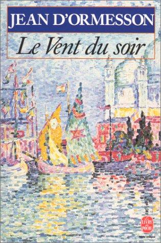 9782253046066: Le Vent du soir, tome 1