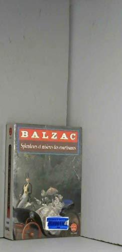 9782253046554: Splendeurs et misères des courtisanes (Le Livre de Poche)