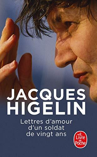 Lettres d'amour d'un soldat de vingt ans: Jacques Higelin