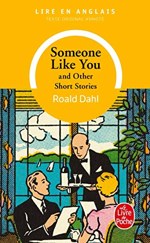 9782253046929: Someone like you : And other short stories (Lire en anglais)