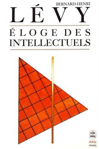9782253047759: Eloge des intellectuels