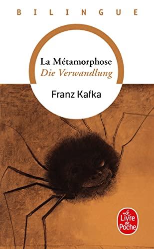 9782253047773: Die Verwandlung / La métamorphose