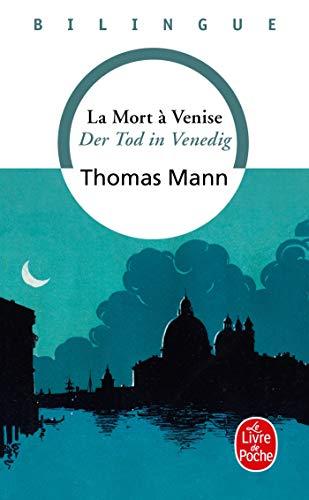 9782253049364: La Mort � Venise - Der Tod in Venedig (�dition bilingue fran�ais/allemand)