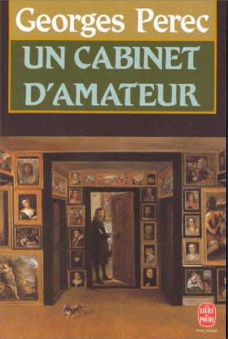 9782253050599: Un cabinet d'amateur (Le Livre de Poche)