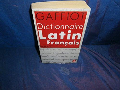 9782253050766: Dictionnaire latin-francais