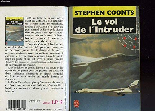 9782253051589: Le vol de l'Intruder
