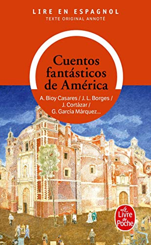 9782253051954: Cuentos Fantasticos de America (Lire en espagnol)