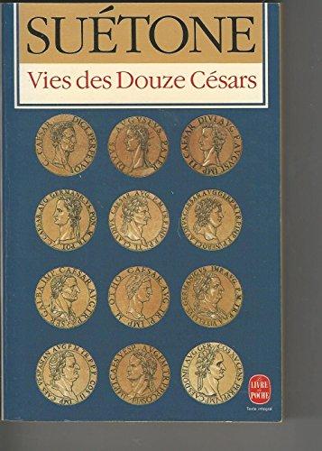 9782253052425: Vies des douze Césars