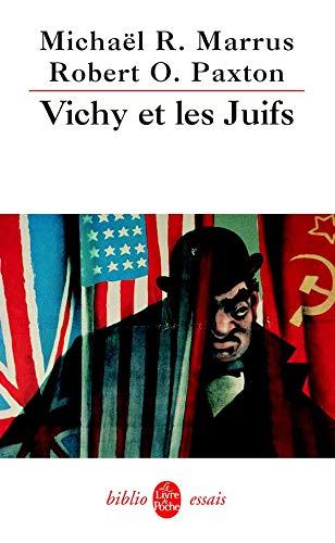 9782253052470: Vichy et les juifs (Le Livre de Poche Biblio)