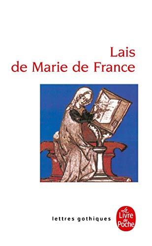 9782253052715: Lais de Marie de France (Lettres gothiques)