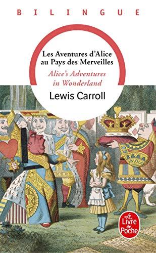 9782253053064: Les Aventures D Alice Au Pays Des Merveilles (Ldp LM.Bilingue) (English and French Edition)