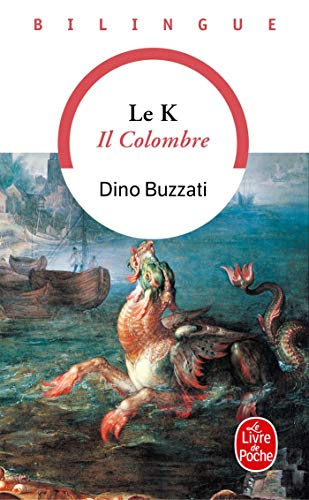 9782253053224: Le K (Ldp LM.Bilingue) (French Edition)