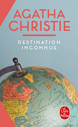 9782253053675: Destination Inconnue (Ldp Christie) (French Edition)