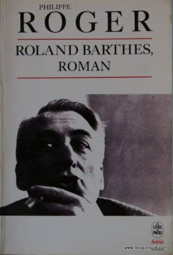 Roland Barthes, roman