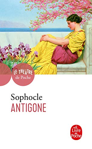 Antigone (Ldp Theatre) (French Edition): Sophocle