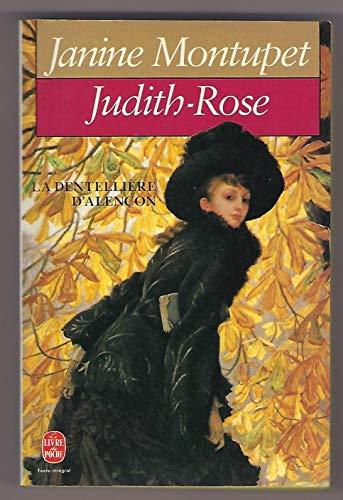 9782253055617: Judith-Rose