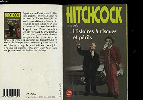 Histoires a Risques Et Perils (French Edition) (2253055743) by Hitchcock
