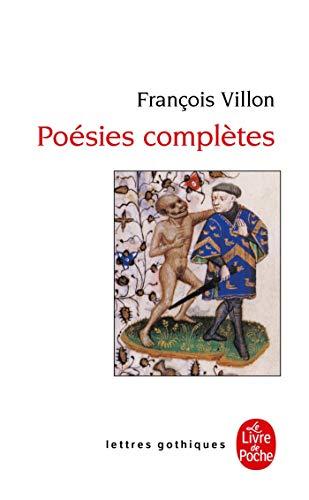 9782253057024: Poesies completes (Lettres gothiques)