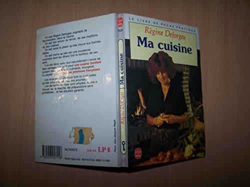 9782253057116: Ma cuisine