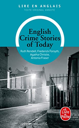 9782253057321: English crime stories of today