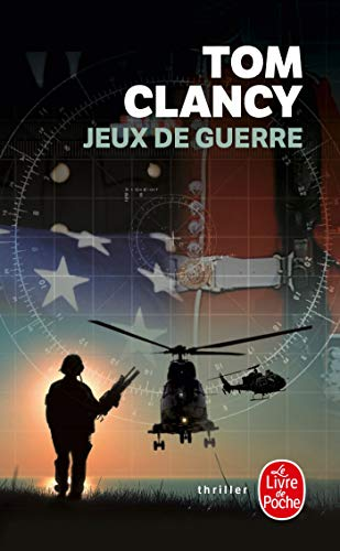 9782253058021: Jeux de Guerre (Ldp Thrillers) (French Edition)