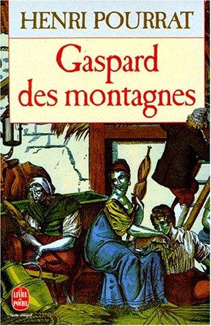 9782253058793: Gaspard des montagnes