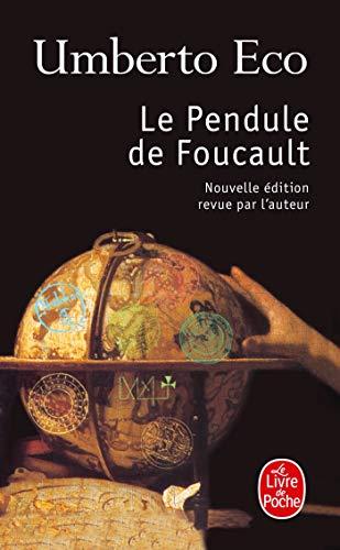 9782253059493: Le Pendule de Foucault (Littérature & Documents)
