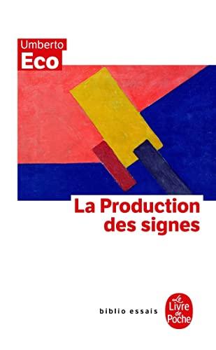 9782253059806: La production des signes
