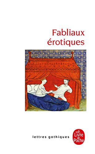 Fabliaux Erotiques (Ldp Let.Gothiq.) (English and French: Collective