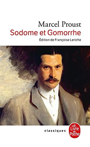 9782253060352: Sodome Et Gomorrhe (Classiques de Poche) (French Edition)