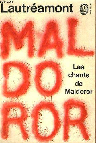 9782253060475: Les chants de Maldoror. Poésies. Lettres (Le Livre de Poche)