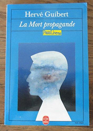 9782253061274: La Mort propagande et autres textes de jeunesse