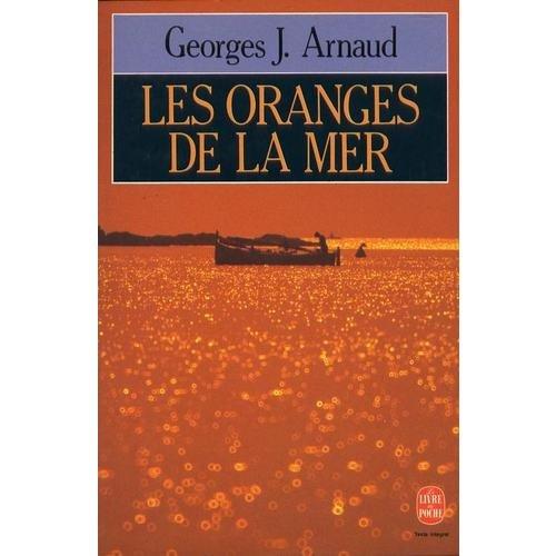9782253061496: Les oranges de la mer : roman
