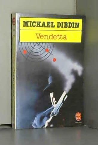 9782253061588: Vendetta