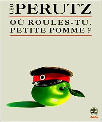 9782253062233: Où roules-tu, petite pomme ?