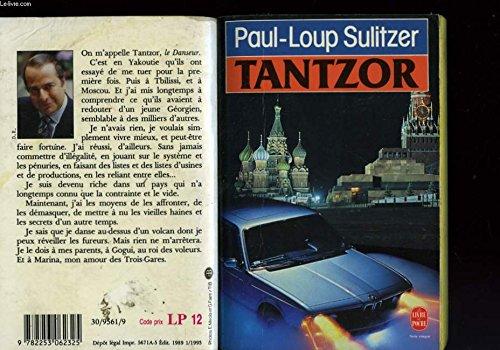 9782253062325: Tantzor (French Edition)