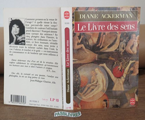 9782253062707: Le livre des sens (Le Livre de Poche)