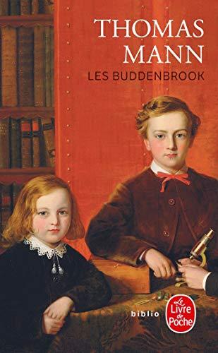 9782253063193: Les Buddenbrook (Le Livre de Poche Biblio)