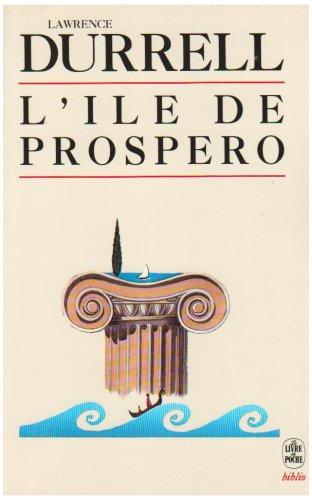 9782253063438: L'île de Prospero