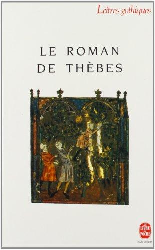 9782253063872: Le roman de Thèbes