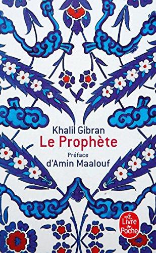 9782253064091: Le Prophete (French Edition) (Le Livre de Poche)