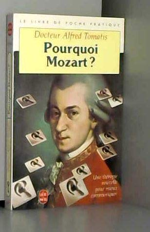 9782253064251: Pourquoi Mozart ? : Essai