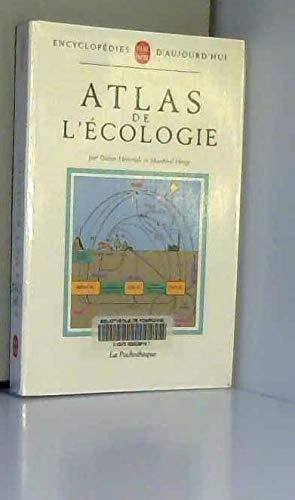 9782253064527: Atlas de l'écologie